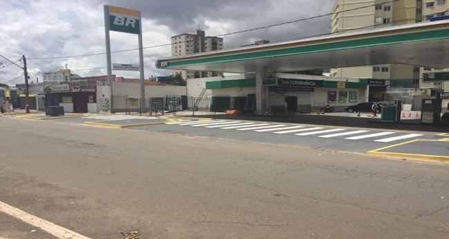 Posto de Combustível - Floridian